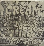 Double LP - Cream - Wheels Of Fire - Early German Pressing