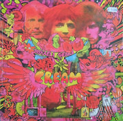 LP - Cream - Disraeli Gears
