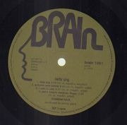 LP - Creative Rock - Lady Pig - Original; Green Brain Label