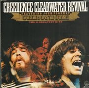 Double LP - Creedence Clearwater Revival - Chronicle - 20 GREATEST HITS