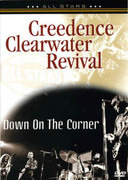 DVD - Creedence Clearwater Revival - Down On The Corner