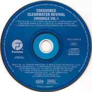 CD - Creedence Clearwater Revival Featuring John Fogerty - Chronicle - The 20 Greatest Hits