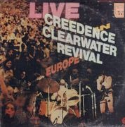 Double LP - Creedence Clearwater Revival - Live In Europe - still sealed