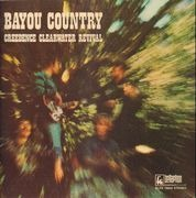 LP - Creedence Clearwater Revival - Bayou Country - Label Variation