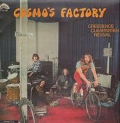 LP - Creedence Clearwater Revival - Cosmo's Factory - gatefold