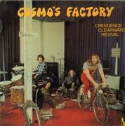 LP - Creedence Clearwater Revival - Cosmo's Factory - UK Original