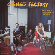 LP - Creedence Clearwater Revival - Cosmo's Factory