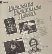 LP - Creedence Clearwater Revival - Creedence Clearwater Revival - RARE CLUB
