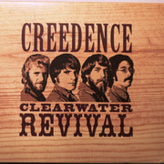 CD-Box - Creedence Clearwater Revival - Creedence Clearwater Revival