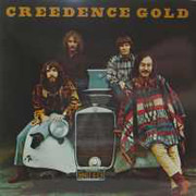 LP - Creedence Clearwater Revival - Creedence Gold