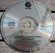 CD - Creedence Clearwater Revival - Live In Germany