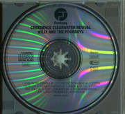 CD - Creedence Clearwater Revival - Willy And The Poor Boys