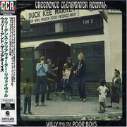 CD - Creedence Clearwater Revival - Willy And The Poor Boys - Jewel Case