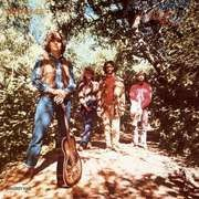 LP - Creedence Clearwater Revi - Green River - REISSUE OF 1969 3RD ALBUM