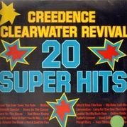 LP - Creedence Clearwater Revival - 20 Super Hits