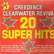 LP - Creedence Clearwater Revival - 20 Super Hits Vol. II