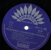 LP - Creedence Clearwater Revival - Creedence Clearwater Revival - FRENCH PRESS