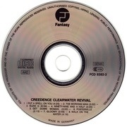 CD - Creedence Clearwater Revival - Creedence Clearwater Revival