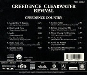 CD - Creedence Clearwater Revival - Creedence Country