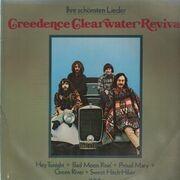LP - Creedence Clearwater Revival - Ihre Schönsten Lieder - RARE COMPILATION