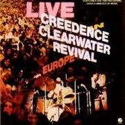 LP - Creedence Clearwater Revival - Live In Europe