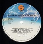 LP - Creedence Clearwater Revival - Mardi Gras