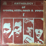 LP - Crosby, Stills, Nash & Young - Anthology Of Crosby, Stills, Nash & Young I