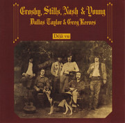 CD - Crosby, Stills, Nash & Young - Déjà Vu