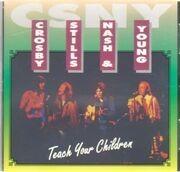 CD - Crosby, Stills, Nash & Young - Teach Your Children