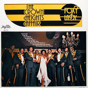 LP - Crown Heights Affair - Foxy Lady