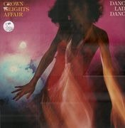 LP - Crown Heights Affair - Dance Lady Dance
