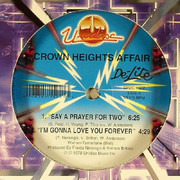 12inch Vinyl Single - Crown Heights Affair - Every Beat Of My Heart