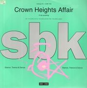 12inch Vinyl Single - Crown Heights Affair - I'll Do Anything