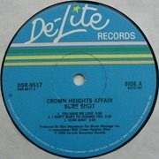 LP - Crown Heights Affair - Sure Shot