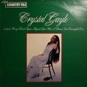 LP - Crystal Gayle - Crystal Gayle