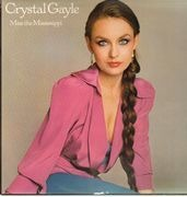 LP - Crystal Gayle - Miss the Mississippi