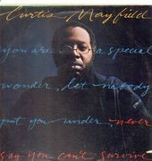 LP - Curtis Mayfield - Never Say You Can't Survive