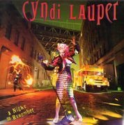 LP - Cyndi Lauper - A Night To Remember
