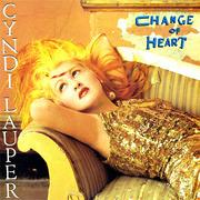 12inch Vinyl Single - Cyndi Lauper - Change Of Heart