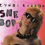 7inch Vinyl Single - Cyndi Lauper - She Bop