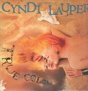 LP - Cyndi Lauper - True Colors - promo copy