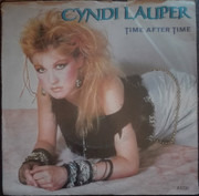 7inch Vinyl Single - Cyndi Lauper - Time After Time