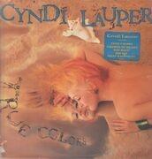 LP - Cyndi Lauper - True Colors