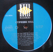 12inch Vinyl Single - Cypress Hill - Hand On The Pump / Real Estate