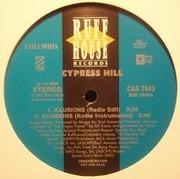 LP - Cypress Hill - Illusions - Promo