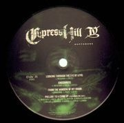 Double LP - Cypress Hill - IV - rare hiphop