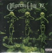 Double LP - Cypress Hill - IV - still sealed