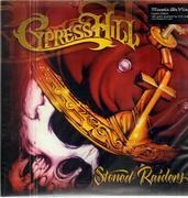 Double LP - Cypress Hill - Stoned Raiders - 180 G / INSERT