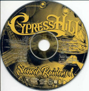 CD - Cypress Hill - Stoned Raiders
