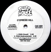 12inch Vinyl Single - Cypress Hill - Pigs